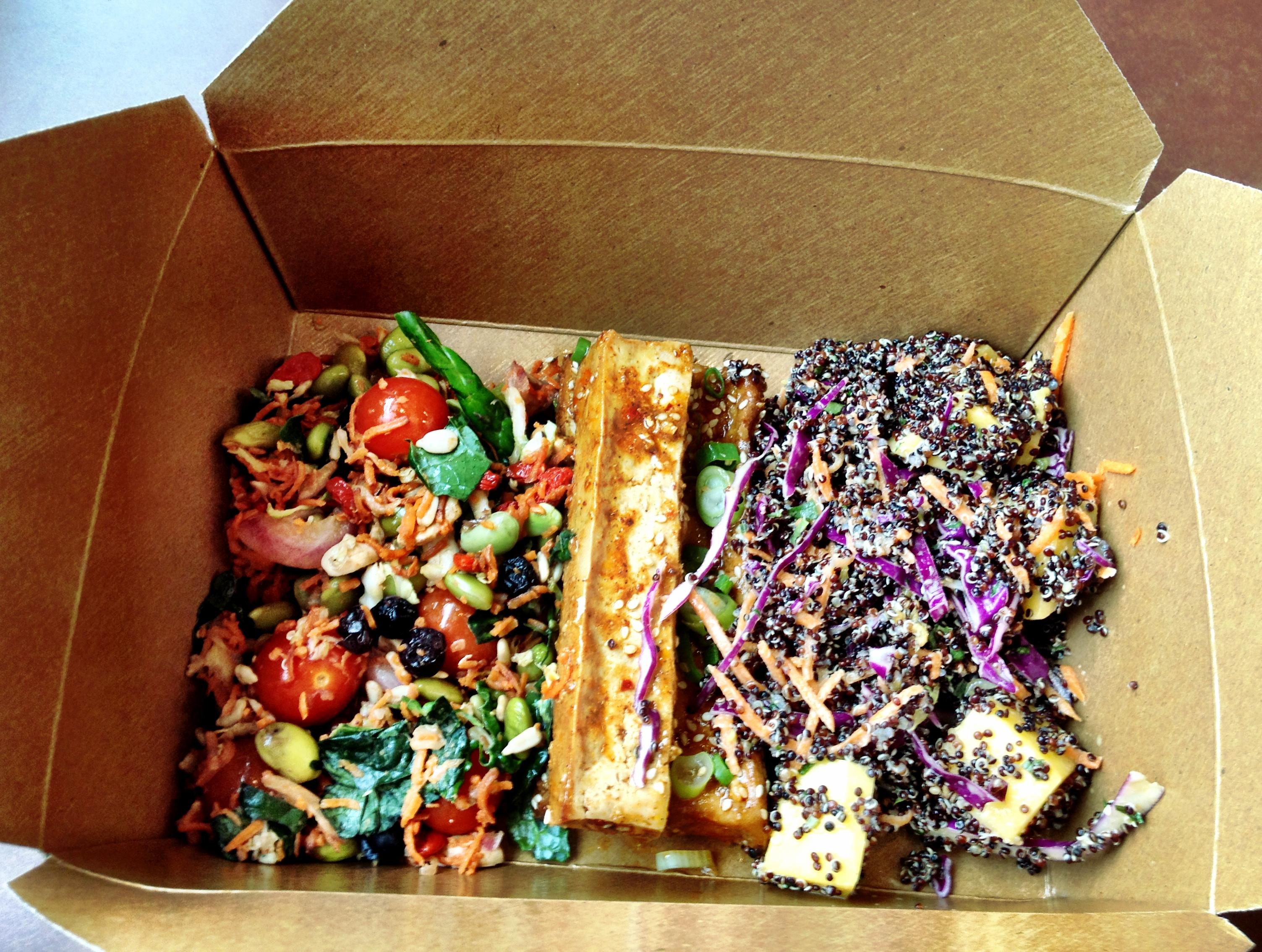 Whole Foods Curry Tofu Salad Nutrition